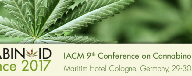 Cannabinoid Conference 2017